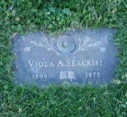 Viola A. <i>Karn</i> Seacrist