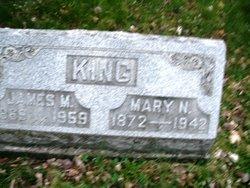 James M King