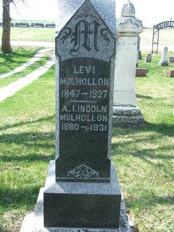 A Lincoln Mulhollon