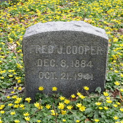 Fred James Cooper