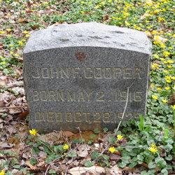 John Frederick Cooper