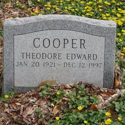 Theodore Edward Cooper