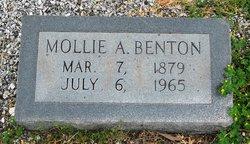 Mollie A. <i>Still</i> Benton