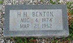 Henry Homer Benton