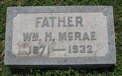 William Henry McRae