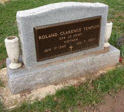 Roland Clarence Templin