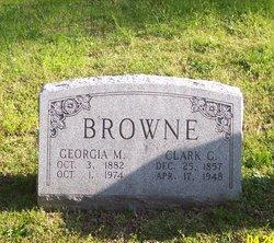 Clark Gilbert Browne