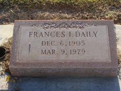Frances Irene Daily