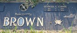 Frances Carolyn Connie <i>Wilson</i> Brown