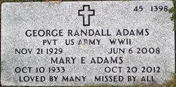 George Randall Adams
