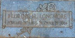 Florine H <i>Read</i> Longmore