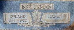 Margaret H. Margie <i>Haley</i> Brockman