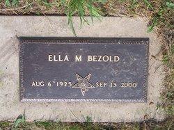 Ella Marie <i>Rigg</i> Bezold