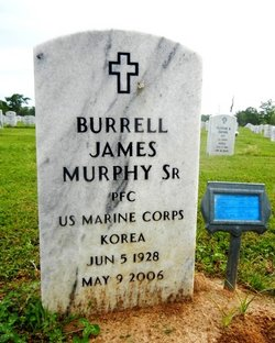 Burrell James Murphy, SR