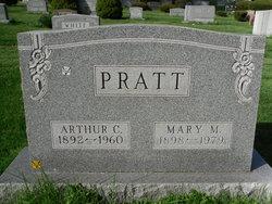 Arthur C Pratt