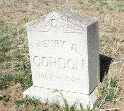 Henry D. Gordon