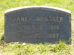 Jane Brooker