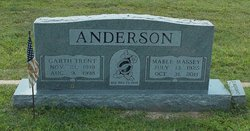 Mable Andy <i>Massey</i> Anderson