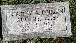 Dorothy <i>Vogel</i> Conklin