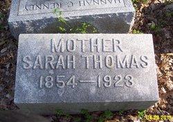 Sarah E. <i>Shone</i> Thomas
