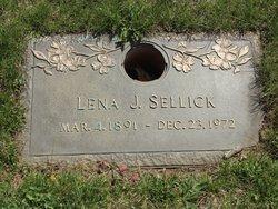 Lena Jane Helena <i>Bishop</i> Sellick