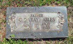 Carl Ray Ray Ables