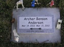 Archer Benson Anderson
