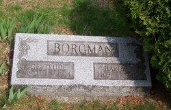 Harold Borgman