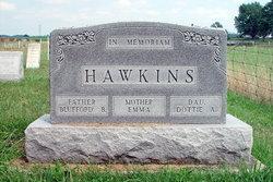 Emma Alice <i>Collins</i> Hawkins
