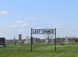 Last Chance Cemetery