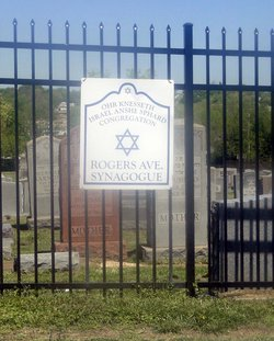 Ohr Knesseth Israel Anshe Sphard Cong. Cemetery