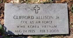 Clifford Allison, Jr