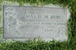 Marie M Muir