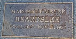Margaret <i>Meyer</i> Beardslee