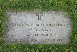 Charles Edward Bullington, Sr