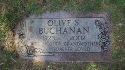 Olive <i>Stock</i> Buchanan