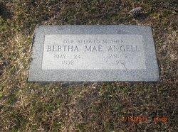 Bertha Mae Angell