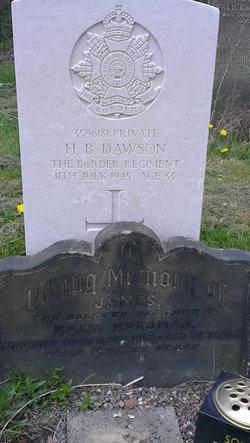 Pvt Hugh Brookes Dawson