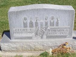 Edward A. Shorty Carlson