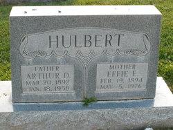 Arthur Davies Art Hulbert