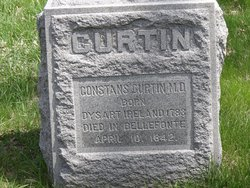 Dr Constans Curtin