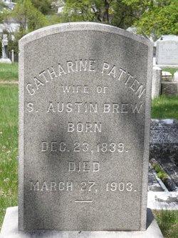 Catherine Patten Brew