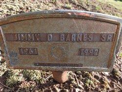 Jimmy D Barnes, Sr