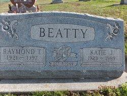 Raymond T Beatty