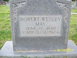 Robert Wesley May