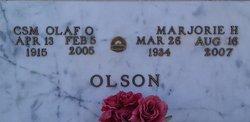 Olaf O. Olson