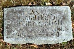 Frances Daniels