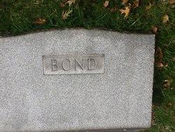 James D Bond, Sr