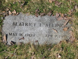 Beatrice Lillian <i>Littlefield</i> Allino