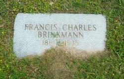 Francis Charles Brinkmann, Sr